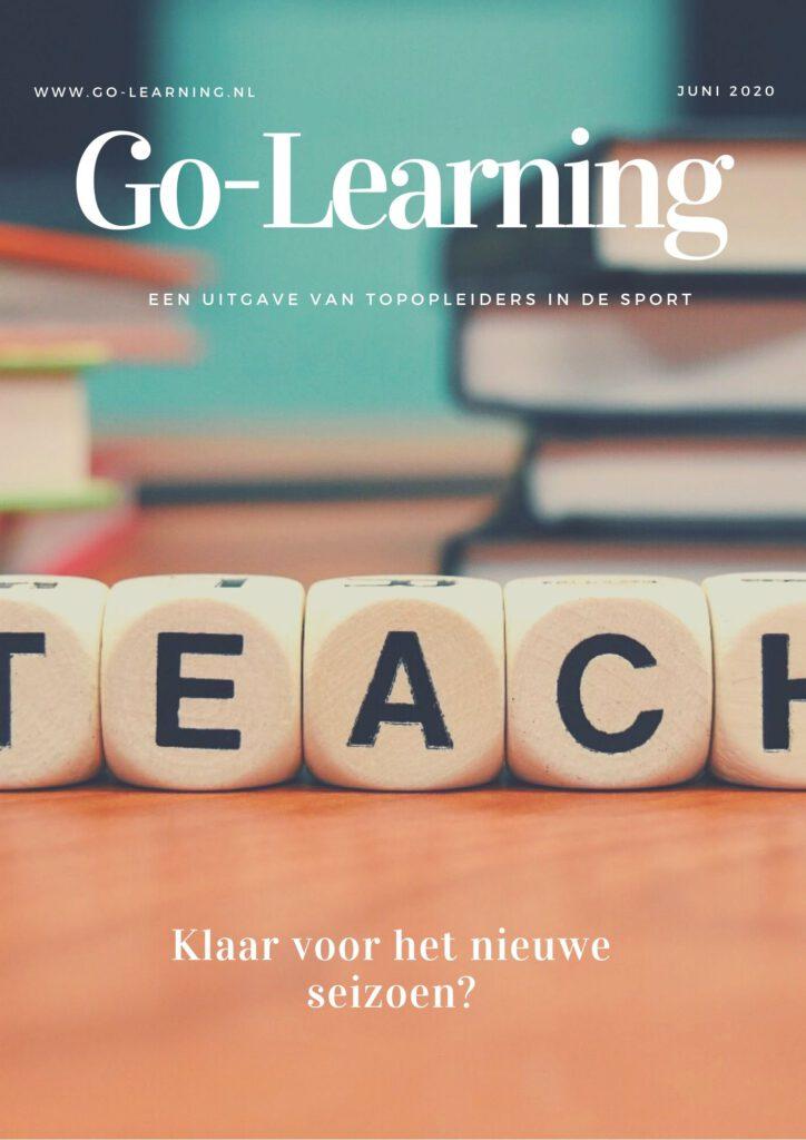 Emagazine Go-learning juni 2020